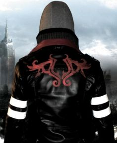 #AlexMercer #Prototype #Leather #Jacket for sale.