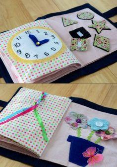 Quite book stuff - hodiny, tvary, copánek
