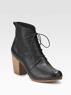 Rachel Comey Nash Lace-Up Ankle Boots $445.00