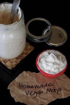 A Homemade Vegan Mayo Recipe That Will Blow Your Mind