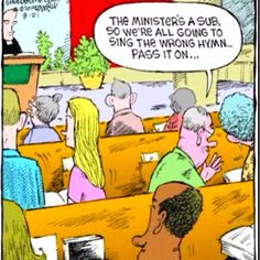 Would have been such a funny prank to pull on Dad when he was still pastor at Knollwood!  ;)  @Pamela Patrick