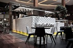 Posh Cafe by Jassim AlShehab, Kuwait