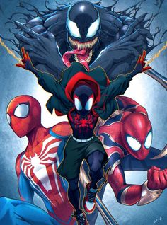 Check out our Sortable Avengers Fanfiction R - - Ideas of - Spider-Man Vs. Check out our Sortable Avengers Fanfiction Rec List fanfictionrecomme Amazing Spiderman, Spiderman Spider, Spiderman Anime, Spider Man, Marvel Comics, Marvel Heroes, Captain Marvel, Comic Books Art, Comic Art