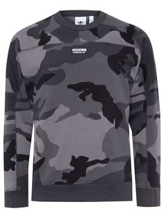 Adidas Originals, Long Sleeve, Sleeves, Mens Tops, T Shirt, Products, Fashion, Grey Blouse, Camouflage