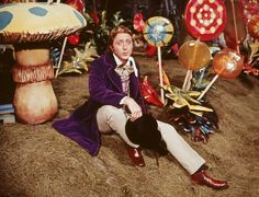 Gene Wilder is simply the best... See the original and not the crappy remake.