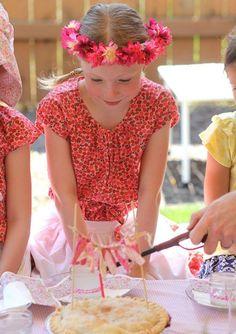 Pioneers, Circus & More — A Week of Kids' Parties