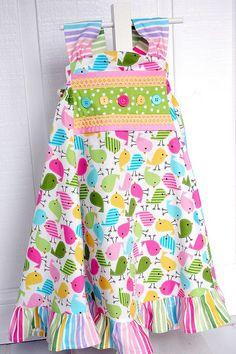 Urban Zoologie dress - Too cute!