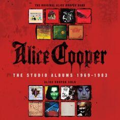 Alice Cooper - The Studio Albums 1969-1983 (15 CD Box) http://pt.popmarket.com/alice-cooper-the-studio-albums-1969-1983-15-cd-box/details/117521851?cid=social-pinterest-m2social-product&current_country=BR&ref=share&utm_campaign=m2social&utm_content=product&utm_medium=social&utm_source=pinterest