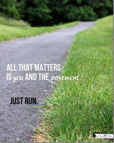 Run Graphic Quote #runquote #motivation
