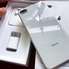 Apple iPhone 8 Plus - - Silver (Unlocked) (CDMA + GSM) iPhone, Cases for iPhone, Wallpaper for iPhone Apple Iphone, Iphone 6, Coque Iphone 7 Plus, Free Iphone, Iphone 8 Cases, Iphone Camera, Foto Smartphone, Smartphone Fotografie, Coque Smartphone