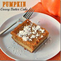 Pumpkin Gooey Butter