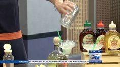 Madhava Natural Sweeteners: Author Dawn Jackson Blatner shared some delicious and low calorie Margaritas for cinco de mayo on  ABC 7 Chicago. She made a 100 cal Mason Jar Margarita that uses Madhava Natural Sweeteners along with healthy Cinco snacks! http://htl.li/wxpx9 #MadhavaBuzz
