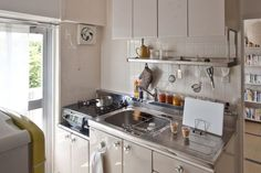 借りて住む | 団地不動産 Kitchen Dinning, Old Kitchen, Kitchen Decor, Korean Kitchen, Japanese Kitchen, Cottage Kitchens, Home Kitchens, Kitchen Interior, Room Interior