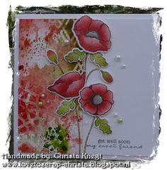 Poppies van MFT
