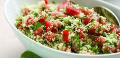 Couscous Tabouli--looks yummy