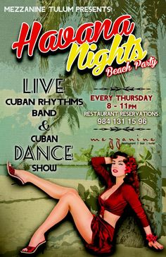 Havana is the most exciting and intriguing city in the Caribbean. Visit Havana the one of Seven Urban Wonders of the World. Havanna Nights Party, Havanna Party, Havana Nights Party Theme, Latin Party, Cuban Party, Havana Beach, Vintage Cuba, Havana Club, Tropical Party