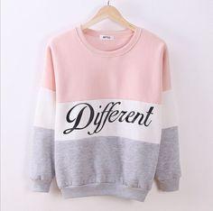 Different Sweatshirt GO TO WEBSITE