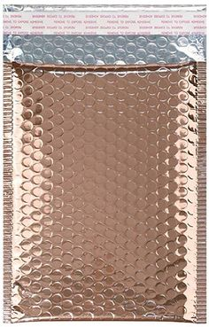 250 Pack Rose Gold Bubble mailers Metallic Padded envelopes 5 x 9 Light Pink Cushion envelopes. Adhesive Shipping Bags for mailing, Packing. Packaging in Bulk, Wholesale Price. Home Beauty Salon, Business Baby, Freaky Relationship Goals, Pink Cushions, Rose Boutique, Bubble Envelopes, Buisness, Balloon Decorations, Sell On Etsy