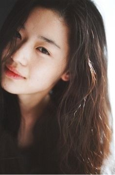 JUN Ji-Hyun in My Sassy Girl and WIndstruck. wish i could pull her sassiness!