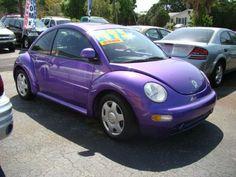 2000 Volkswagen Beetle  OMG! I would DIE to get my VW in this color!