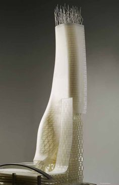 fabriciomora: Phare Tower: Morphosis Architects