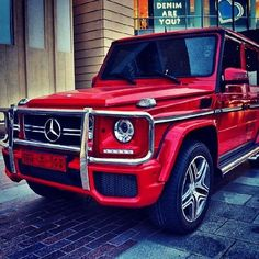 #red #Mercedes