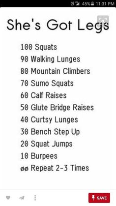 VISIT FOR MORE Try this leg workout and feel the burn. More The post Try this leg workout and feel the burn. appeared first on fitness. Fitness Workouts, Fitness Herausforderungen, Fitness Motivation, Health Fitness, Crossfit Leg Workout, Body Workouts, Soccer Workouts, Fitness Shirts, Dancer Leg Workouts