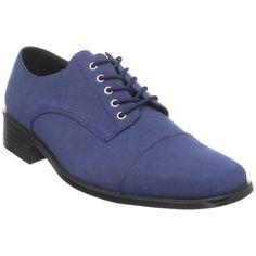 FUNTASMA KING-01 Men's Blue Faux Suede Lace-up Shoes Elvis Retro Rock-a-Billy | Clothing, Shoes & Accessories, Men's Shoes, Casual | eBay!