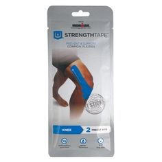 I'm learning all about Endevr StrengthTape Kinesiology Tape Precut Mini Pack Knee at @Influenster!