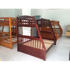 Giường 2 tầng trẻ em 032 Màu Cherry với giá ₫4.700.000 chỉ có trên Shopee! Mua ngay: https://shopee.vn/noithatchobe/533577925 #ShopeeVN