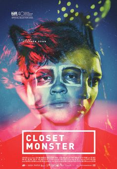 closet monster | film poster
