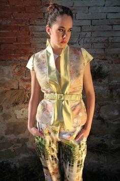 #giacca #ciliegia Sara Tassi #Maison 39