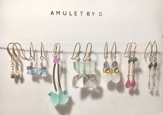 Need some holiday sparklers? New AMULET by D collection available on December 5th!