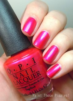 OPI Pompeii Purple-- One of my all time favorite OPI colors, especially in the summer!!!
