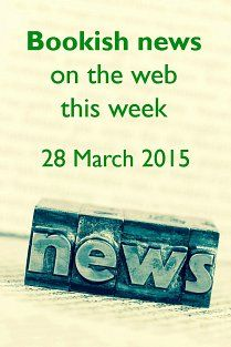 """Bookish news on the web this week - 28 March 2015 from www.thetbrpile.com. 25 of the most incredibly beautiful book sculptures ever; Buyer beware - books and ebooks may not be what you expect; 22 places all book lovers must go; music and reading; Dark Lord Funk - Harry Potter Parody of """"Uptown Funk"""" (and it's brilliant). Top Ten Books, Little Free Libraries, Free Library, Uptown Funk, Book Sculpture, Sculptures, Pet Peeves, Lets Do It, Agatha Christie"""