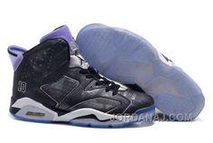 http://www.jordanaj.com/order-nike-air-jordan-vi-6-retro-mens-shoes-black-gray-new-purple.html ORDER NIKE AIR JORDAN VI 6 RETRO MENS SHOES BLACK GRAY NEW PURPLE Only 88.34€ , Free Shipping!