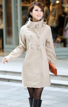 abrigos de moda coreano - Buscar con Google