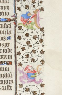 Book of Hours, MS M.919 fol. 64r - Images from Medieval and Renaissance Manuscripts - The Morgan Library & Museum