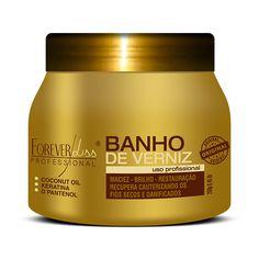 Forever Liss Banho de Verniz Brilho Hidratante 250gr -