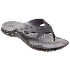4c7ecd0bf1e6 Crocs Modi Sport Sandals for Men - Black Graphite - 9M Sport Sandals