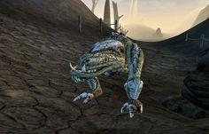 Morrowind. Alit. Una de las extrañas criaturas.
