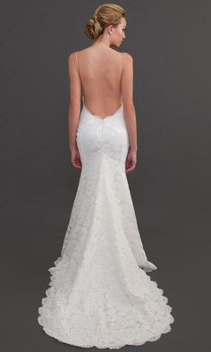 Lanai Gown - OMG this is it.... This is my dress.