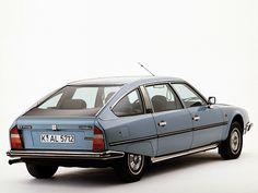 Citroën CX Prestige (1975 – 1985).