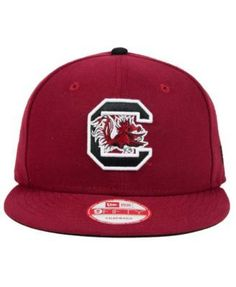 9f50b4c04 New Era South Carolina Gamecocks Core 9FIFTY Snapback Cap - Red Adjustable