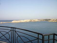 「Lower Barracca Garden」Valletta, Malta