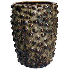Large Budding Vase by Axel Salto for Royal Copenhagen, Denmark, c 1940