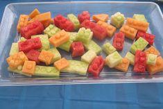 Lego fruit