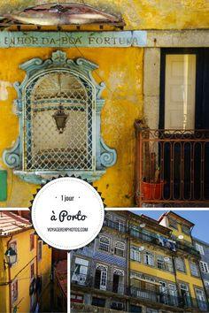 City-guide pour découvrir les incontournables de Porto en 1 journée
