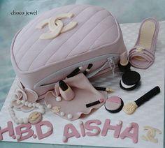 Rebecca Minkoff  cake purses cake bags | makeup cake 1