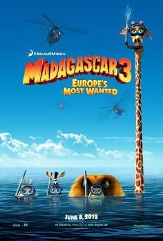 Movie Poster Inspiration:Madagascar